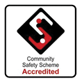 Community Safety Accreditation Scheme (CSAS) logo
