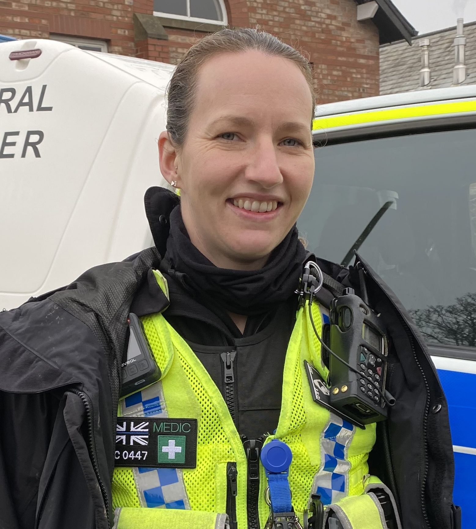 Police Constable Erica Williamson