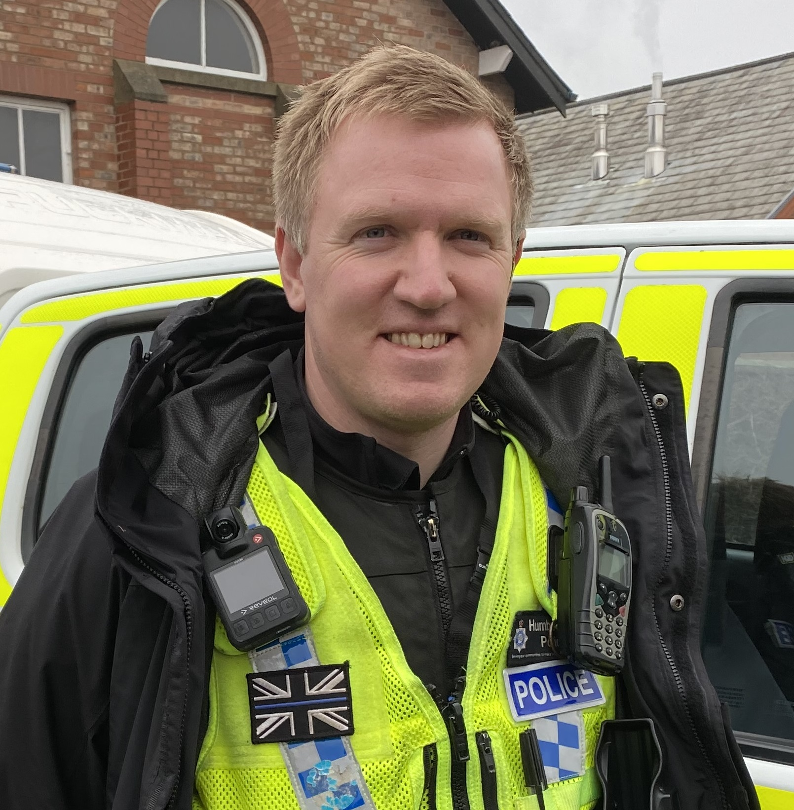 Police Constable Kevin Jones