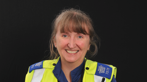 PCSO 7570 Donna FOXLEY