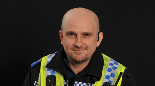 PCSO 7644 Lee Le Grove