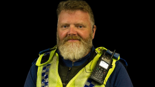 PCSO 7721 Paul Chalmers