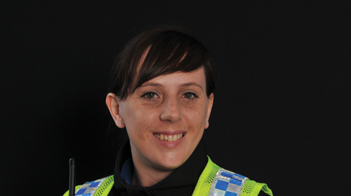 PCSO 7755 Leanne Howson