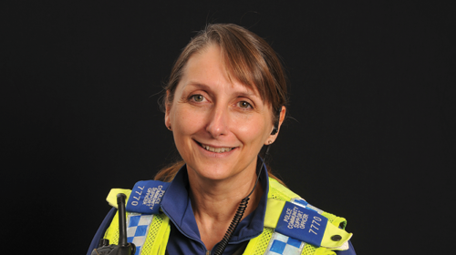 PCSO 7770 Sandra Coneyworth