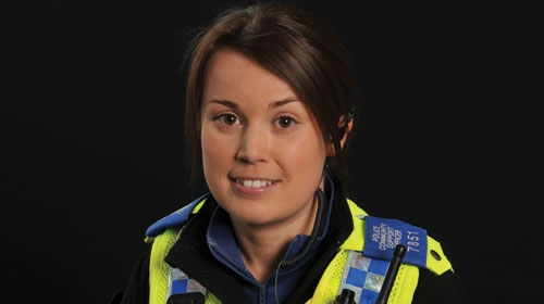 PCSO 7851 Charlotte Houghton