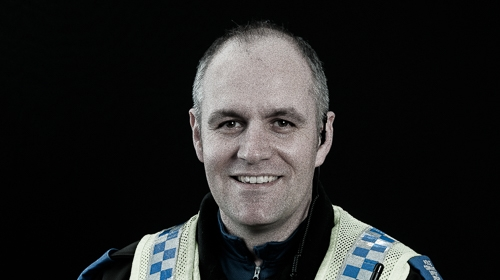 PCSO 7821 Andrew WHITTAKER