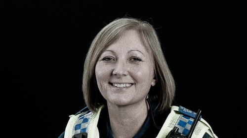 PCSO 7534 Laura Armstrong