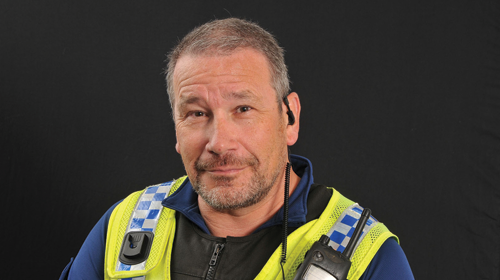 PCSO 7690 Terry Mitchell