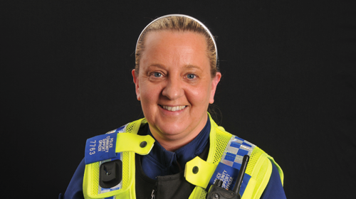 PCSO 7763 Tracy Dyas