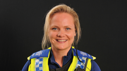 PCSO 7894 Charlotte Spry