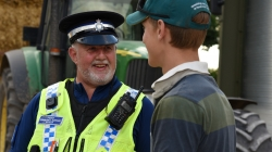 Police Officers to be issued with new Rural Patrol Guide