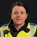 PCSO 7684 Dawn Brown